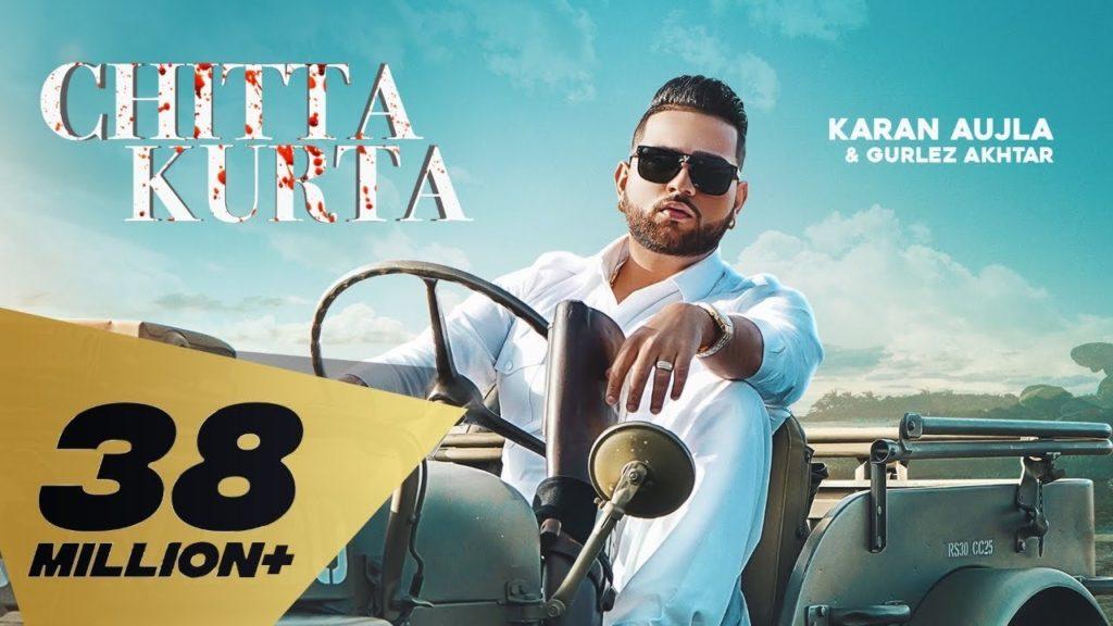 Chitta Kurta Lyrics - Karan Aujla