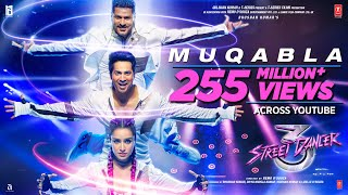 Muqabla Song Lyrics In English – Street Dancer 3D
