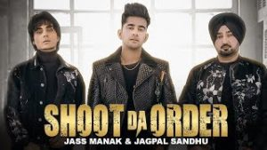Shoot Da Order Lyrics In English