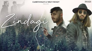 Zindagi Lyrics Carryminati - X Wily Frenzy