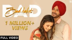 Bad Habits Lyrics – Navjeet