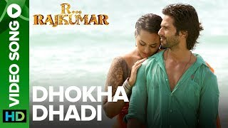 Dil ye Dhokha Dhadi Lyrics In English – R…Rajkumar | Song Lyrics In English