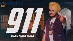 911 Lyrics – Sidhu Moose Wala