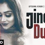 Jina Tenu Lyrics In English – Afsana Khan
