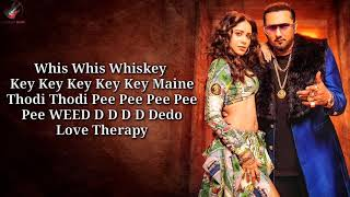 Saiyaan Ji Lyrics In English –  Yo Yo Honey Singh, Neha Kakkar